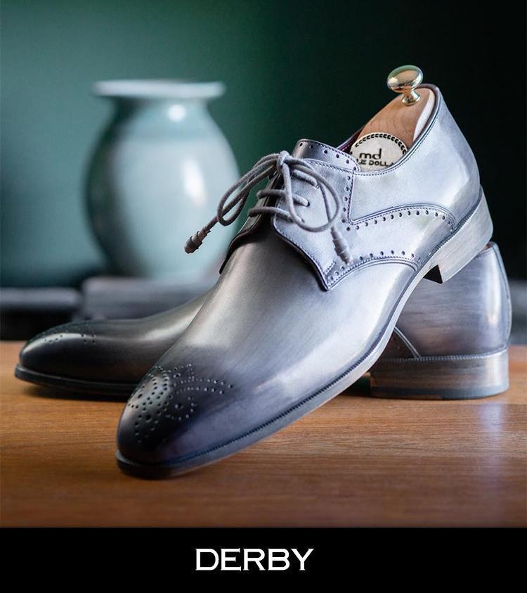 Dashing Derby Shoes
